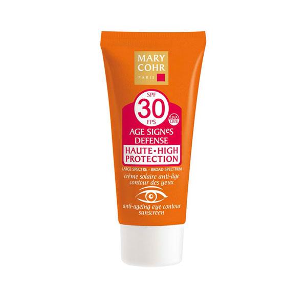 ASD Creme Contour Yeux - Eye Contour Cream SPF 30 - 15ml