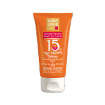 ASD SPF 15 Tinted Age Signes Defense - 50ml