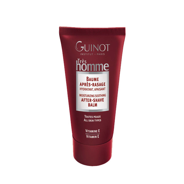 Baume Apres-Rasage Hydratant et Apaisant - Moisturizing and Soothing After Shave Balm - 75ml