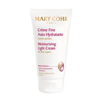 Creme Fine Auto-Hydratante - Light Moisturizing Cream - 50ml