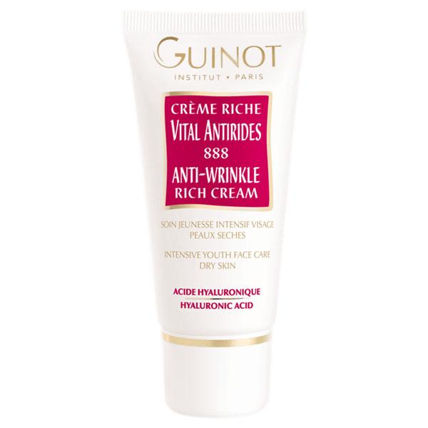 Creme Riche 888 Vital Antirides - Rich Anti-Wrinkle Cream - 50ml