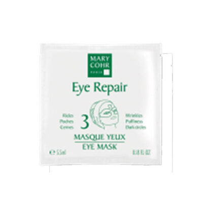 Masque Eye Repair - Antiwrinkle & Refreshing Eye Mask - 4x5.5ml
