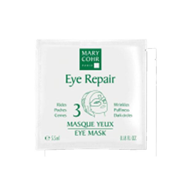 Masque Eye Repair - Antiwrinkle & Refreshing Eye Mask - 4x5.5ml