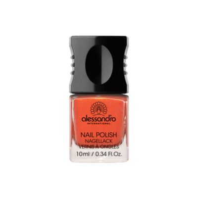 NAIL POLISH 19 RED SAND - 10 ML
