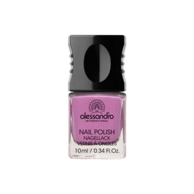 NAIL POLISH 34 SILKY MAUVE - 10 ML