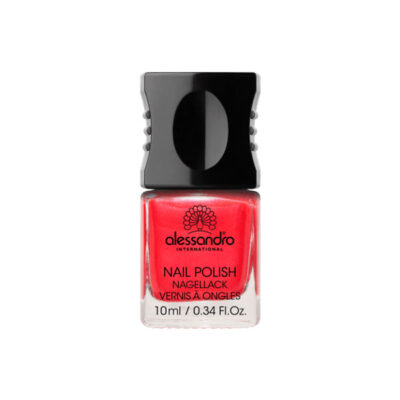 NAIL POLISH 40 SHINY STRAWBERRY - 10 ML