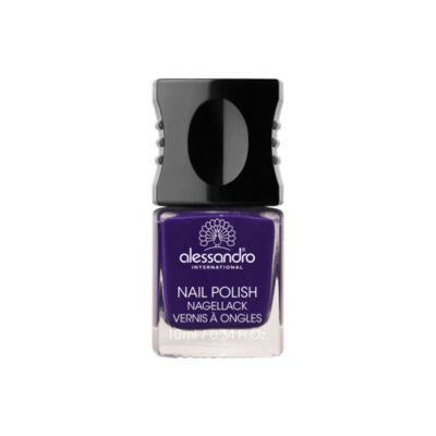 NAIL POLISH 58 BLACK BERRY - 10 ML