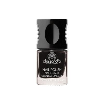 NAIL POLISH 77 MIDNIGHT BLACK - 10 ML