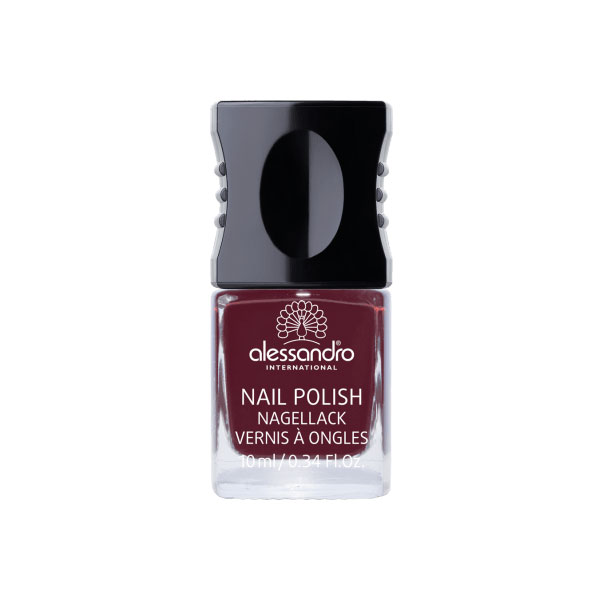 Nail Polish 905 Rouge Noir-10ml