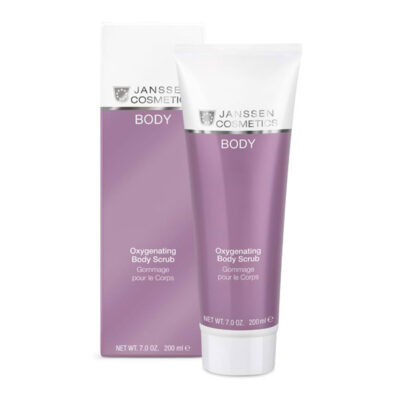 Oxygenating Body Scrub - 200ml