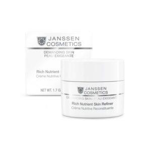 Rich Nutrient Skin Refiner – Smoothing care cream for demanding skin 50ml
