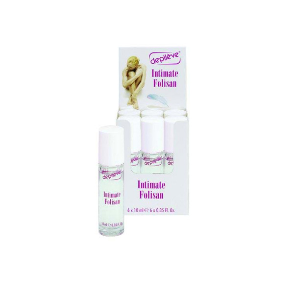DEPIL FOLISAN ROLL-ON 10ML 6 PCS - 1 PC