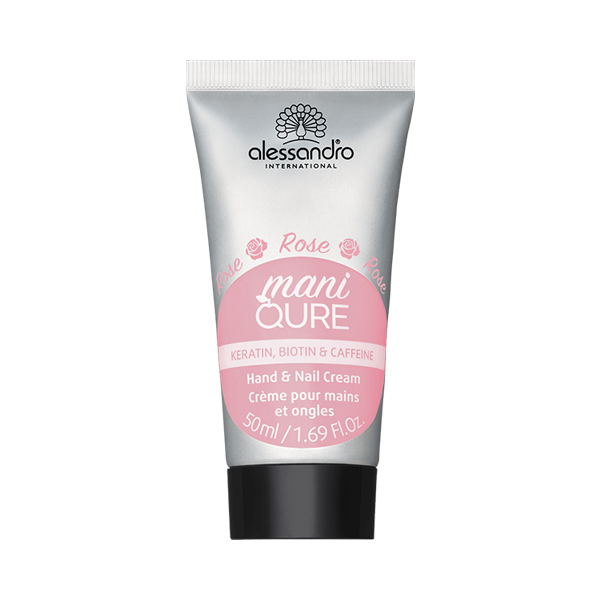 Maniqure Hand & NailCream Rose 50ml