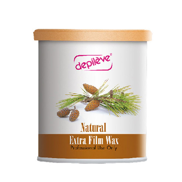 DEPIL 800 GR NATURAL FILM WAX - 1 PC