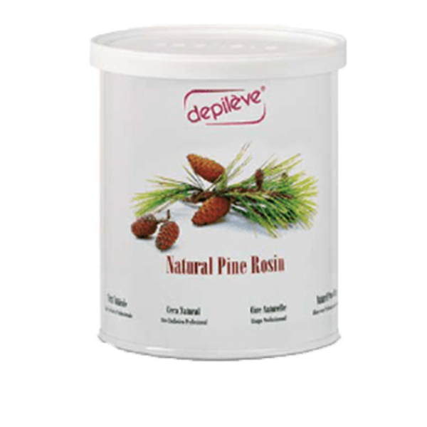 DEPIL 800GR NATURAL WAX CAN - 1 PC