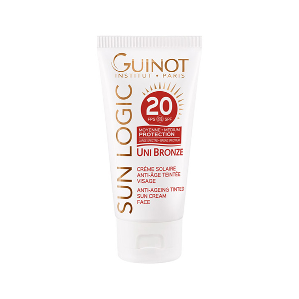 UniBronze Teinte Cr SPF20 50ml