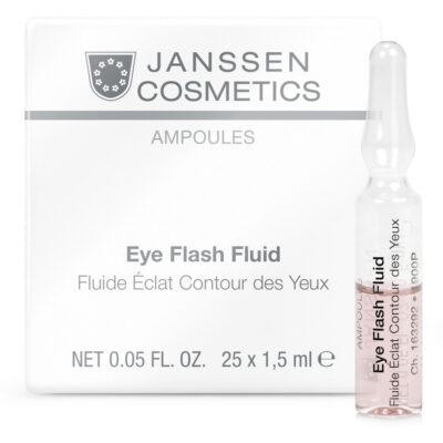 Eye Flash Fluid Ampoule 25x1,5ml