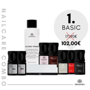 Alessandro Basic Nailcare Combo