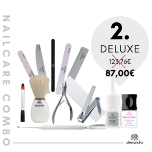 Alessandro Deluxe Nailcare Combo